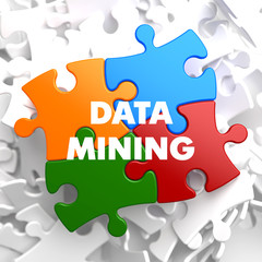 Data Mining on Multicolor Puzzle.