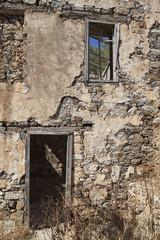 Abandoned Building, Spinalonga Leper Colony, Crete