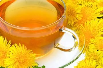 Tee Löwenzahn - tea dandelion 07