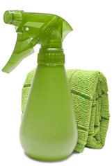 Environmentally Friendly Green Cleaning Supplies