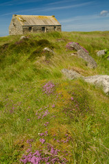 Abandoned Cottage Uist