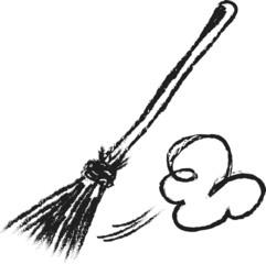 doodle broom