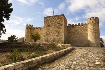 Castel in Tigranakert Nagorno Karabakh