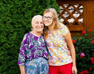 My Lovely Grandmother!