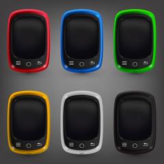 Phone color set