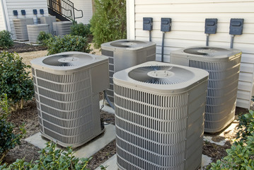 AirConditioning Units for Multi-Family Apartments Horizontal