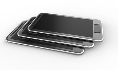 """Smartphones_Black_Stacked """"Smarti"""""""