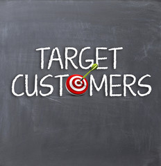 Target your customers or audience