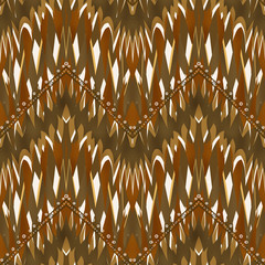 Abstract pattern seamless geometric design background