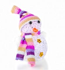 Single Snowman