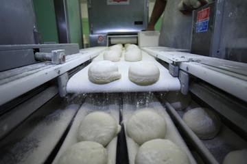preparazione del pane