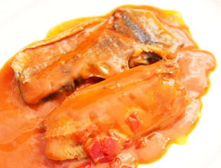 heringe in tomatensauce