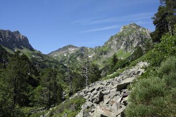 Roc blanc,Pyrénées ariégeoises