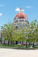 Jose Marti Plaza in Cienfuegos, Cuba
