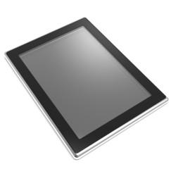 Black Business Tablet