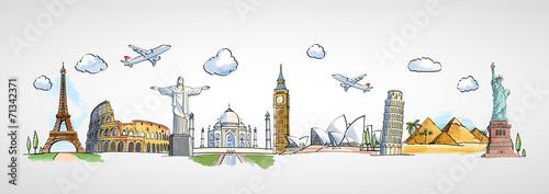 travel concept - 71342371