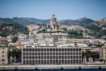 Vista sulla Città di Messina