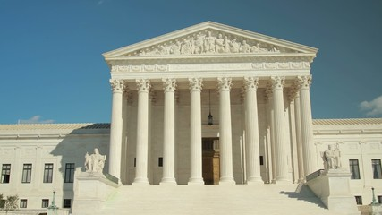 United States Supreme Court in Washington D.C.