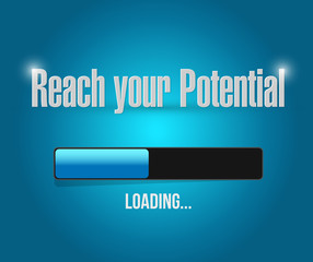 reach your potential illustration design