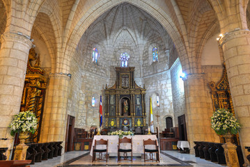Cathedral of St. Mary of the Incarnation, Santo Domingo, Dominic