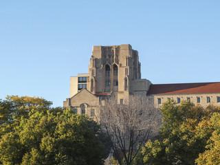 University of Chicago International House