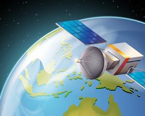 A satelitte