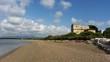 canvas print picture - Villa al mare