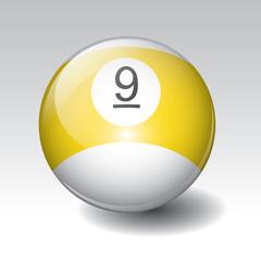 Vector Nine Ball