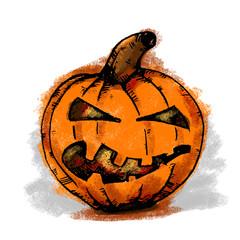 Pumpkin horror