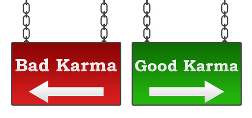 Good Bad Karma