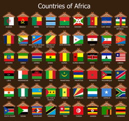 Countires of Africa