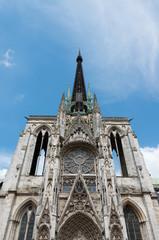 ルーアンのノートルダム大聖堂の尖塔