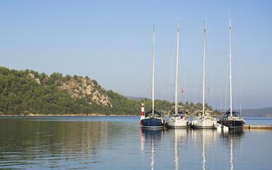 Yacht Pier Berth