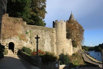 paysage urbain breton