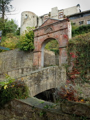 Bad Münstereifel Burgaufgang