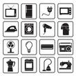 home appliances icon - 71357359