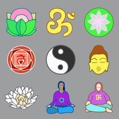icons of yoga