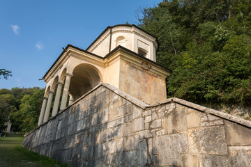 Ninth chapel at Sacro Monte, Varese