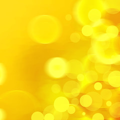 Abstract gold tone background