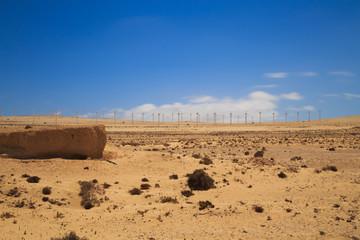 Fuerteventura WÜstenlandschaft