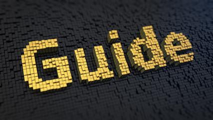 Guide cubics