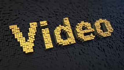 Video cubics