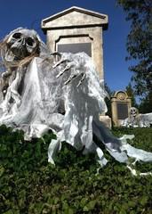 Fantasmi al cimitero