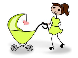 frischgebackene Mama, Mutter-Sein ganz neu No4