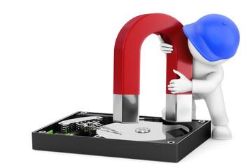 Festplatte löschen
