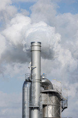 Environmental pollution and global warming