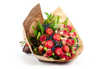 fiori incartati