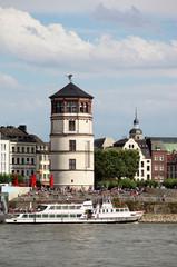 Schlossturm, Düsseldorf