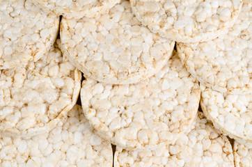 rice cake, puffed rice