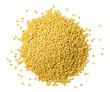 Heap of millet seeds - 71372747